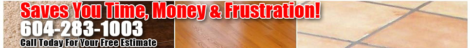 Flooring Vancouver BC | Laminate | Hardwood | Cork | Ceramic Tiles | Carpet | Rubber | Bamboo